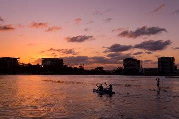 Sunset-at-Mooroochydore -Australia-by-nightowl-photography-and-designs