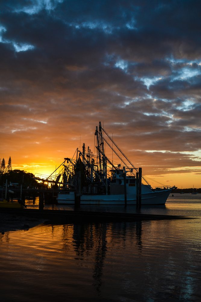 Sunset-at-Tin-Can-Bay-Australia-by-nightowl-digital-photography-and-designs