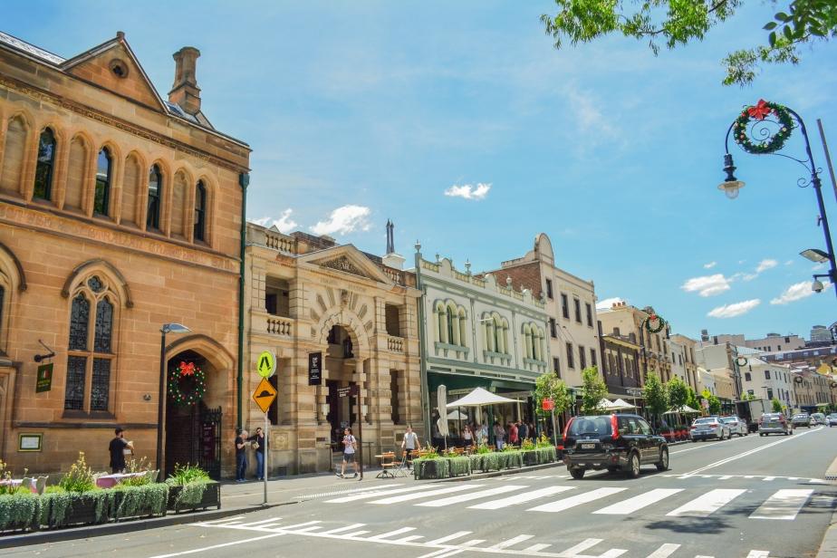 george-street